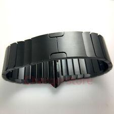 Original Apple Watch Series 6 5 4 3 SE Link Bracelet band SPACE BLACK 42mm 44MM