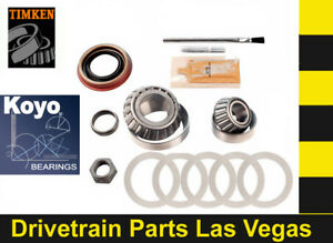 """Ford 10.5"""" Pinion Install Rebuild Overhaul Kit 1999-2007 12 Bolt Cover F-250 350"""