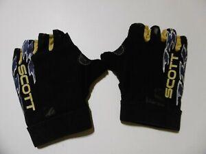 SCOTT BIKE Rc Pro Lf BLCK//SYLW 2753925024 Men's Clothing Gloves Long