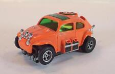 Slot Car Faller AMS Aurora AFX Nr. 5620 VW Buggy Käfer Beetle orange #362