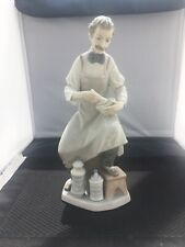 Lladro 4844 ~ Pharmacist ~ Excellent/Mint Condition (2)
