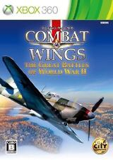 New Xbox360 Combat Wings: The Great Battles of WWII Japan Import