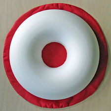 Dunlopillo Surgical Ring Cushion with washable Red polycotton cover