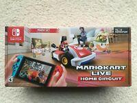 Mario Kart Live Home Circuit Mario or Luigi Edition Set for Nintendo Switch/Lite