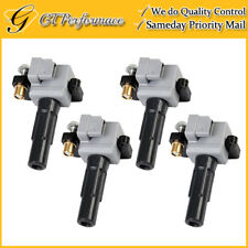 OEM Quality Ignition Coil 4PCS for Subaru Forester Impreza Legacy 2.5L H4 Turbo