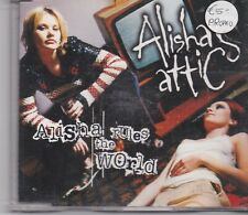 Alishas Attic-Alisha Rules The World Promo cd single