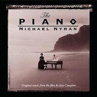 "MICHAEL NYMAN/OST ""THE PIANO"" SOUNDTRACK CD NEUWARE"