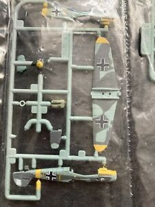 takara 1:144 BF 109 F-4 With Tail Decals