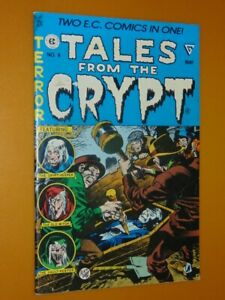 Tales From The Crypt #6. Fine- 5.5. 1991 Two E.C. Comics In One! EC Reprint 1991