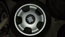 ONE (1) LORINSER 18 INCH D93 WHEEL FOR MERCEDES S500 S430 560SEC ???