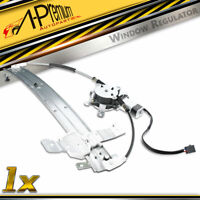Window Regulator w/ 2 Pins Motor Front Right RH for Lincoln Town Car 1990-1994