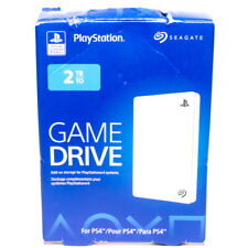 Seagate Game Drive External 2TB Portable HDD for PS4 Add on Storage NIB