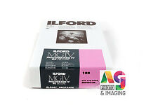 "ILFORD MGIV RC 3.5x5"" 100 Sheets GLOSS Multigrade FRESH STOCK Darkroom paper"