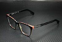 BURBERRY BE2284 3764 Top Black Vintage Check Demo Lens 53 mm Women's Eyeglasses