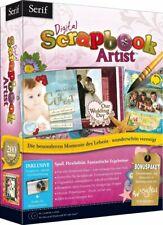 Digital Scrapbook Artist für den Windows Computer, Bildbearbeitungs-Software Neu