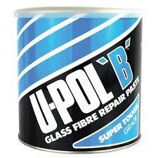 U-POL B Glass Fibre Bridging Filler No.4 1.85L Body Filler UPOL fibre glass