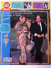 POINT DE VUE du 28/01/1983; Albert de Monaco, Helen de Kent/ Karim et Salima