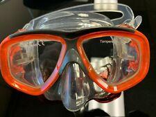 Seavenger Aviator Tempered Glass Dive Mask