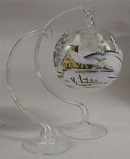 Glasständer für eine Kugel