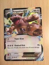 Pokemon carte rare Holo Kangaskhan EX Set XY Fuoco Infernale 78/106 ENG