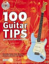 100 Guitar Tips You Should Have Been Told, , Good Book