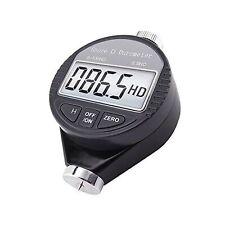 Portable 0-100HD Shore D Hardness Tester Meter Digital Durometer Scale for Ru...