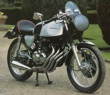 HONDA CB400F CAFE RACER / ORIGINAL CLASSIC MOTORCYCLE ARTICLE