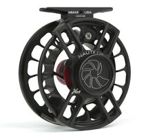 NEW NAUTILUS X-FRAME X-SERIES XM 4/5 WEIGHT FLY REEL BLACK FREE U.S. SHIPPING