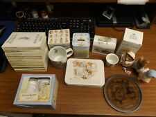 The Original Peter Rabbit Books Beatrix Potter 1-23 and Collectible Lot