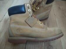 "Womens Timberland 6"" Premium Wheat Boots Waterproof  RRP £169.99 size 5"