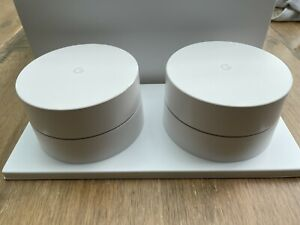 Google Mesh Strong Wi-Fi Router 2Pack