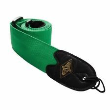 Rotosound Green Guitar Strap High Quality Webbing £8.99