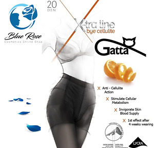 Gatta Tights BYE CELLULITE 20 DEN ANTI CELLULITE & SLIMMING ACTION Tight Fitting