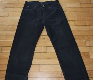 PAUL SMITH Pantalon Velours pour Homme W 30 - L 32 Taille Fr 40  (Réf # O045)