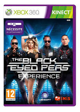 21384// THE BLACK EYED PEAS EXPERIENCE NECESSITE LE CAPTEUR KINECT POUR XBOX 360