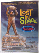 Rare! LOST IN SPACE MONSTER ROBINSON FAMILY SPACE VEHICLE Polar Lights Model Kit