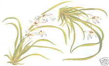 Sand Orchid Creative Wall Art Transfer Wall Decor Tatouage