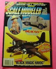 SCALE MODELER AND MILITARY MODELER AUG/1996..DETAILING A SUPERMARINE MK.IA