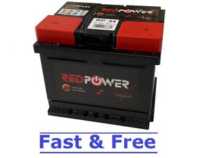 Banner Type 063 Red Power Max Premium Car Battery 12V 44AH CCA (EN) 360A
