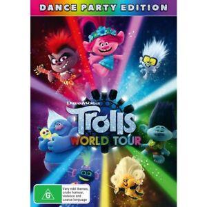 Trolls: World Tour - BIG W Exclusive DVD