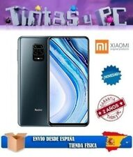 XIAOMI REDMI NOTE 9 PRO 128GB GRIS. 6GB RAM. SNAPDRAGON 720G. ¡VERSION GLOBAL!