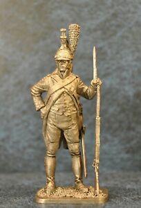 Tin Soldiers * Napoleonic Wars * Dragoon, France 1805 * 54-60 mm