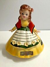 New ListingJosef Originals Little Internationals Series Portugal Girl Figurine
