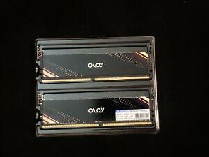 OLOy 16GB (2 x 8GB) 288-Pin DDR4 SDRAM DDR4 3000 (PC4 24000) Desktop Memory