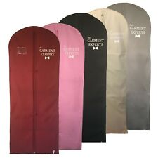 "Bridesmaid Dress Cover Bag Protector - Elegant High Quality 60"" Long Showerproof"