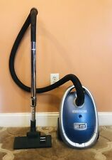 Oreck Quest Bagged Bare Floor Canister Vacuum Cleaner ~ Model Mc1000
