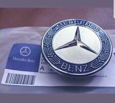 Mercedes Benz Sport Bonnet Badge - 57 mm NEW-C E S CLK AMG CLASSE Emblème W204
