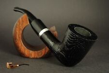 HAND MADE Wooden  SMOKING PIPE  OAK TREE   Dark Colour      UNIQUE PIPE