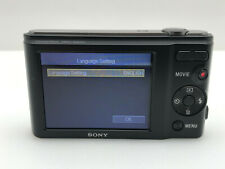 DAMAGED USB PORT Sony Cyber-shot DSC-W800 20.1MP Digital Camera NO BATTERY