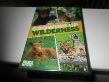 Animal Planet: Growing Up Wilderness 2008 New Factory sealed DVD Free Shipping
